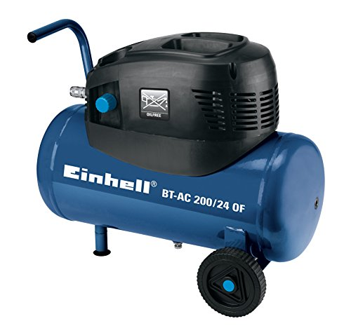 Einhell BT-AC 200/24 OF Kompressor...