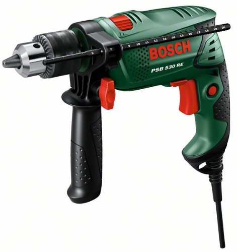 Bosch Schlagbohrmaschine PSB 530 RE (530...