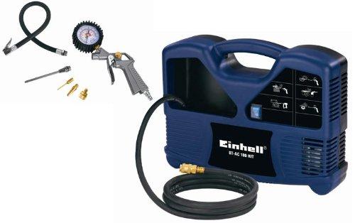 Einhell BT-AC 180 Kit Kompressoren-Set