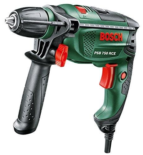 Bosch Schlagbohrmaschine PSB 750 RCE...