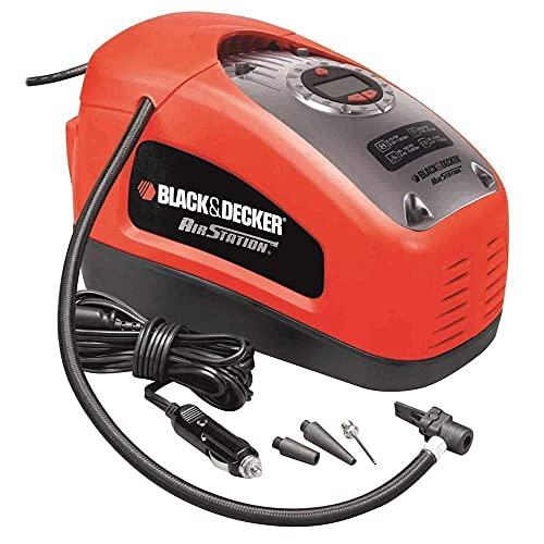 Black+Decker Kompressor (11 bar /...